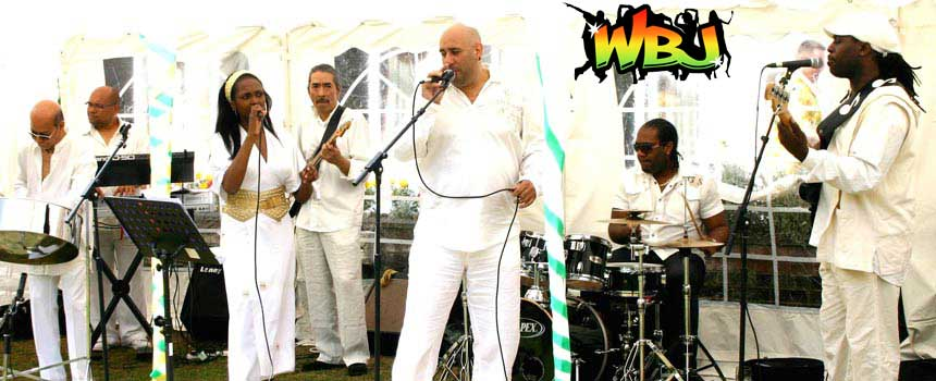Hire a reggae band for your wedding party in London